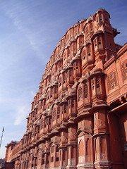 Hawa Mahal (Wind Palace), Jaipur, India