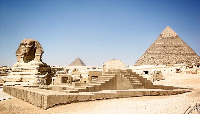 Tips on Visiting the Giza Pyramids
