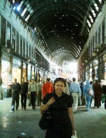 Patsy's travels 2005  – Syrian Arab Republic 7